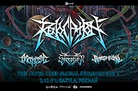 REVOCATION + Archspire, Soreption, Rivers of Nihil
