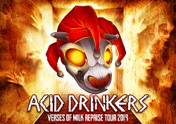 Acid Drinkers 'Verses Of Milk Reprise'