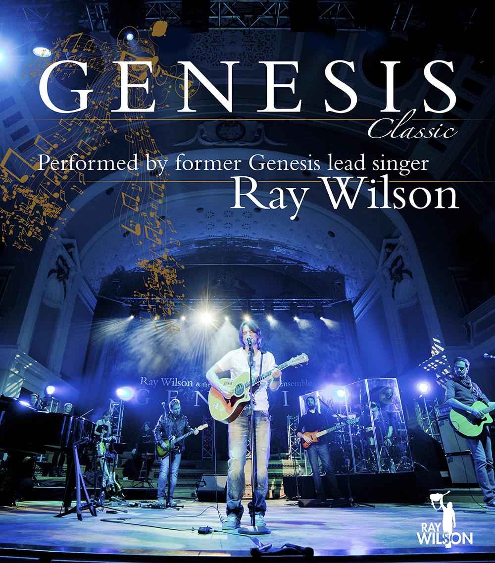 Ray Wilson 'Genesis Classic' / 9.05 / Zieona Góra - Filharmonia
