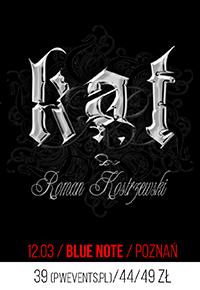 KAT / 12.03 / BLUE NOTE, POZNAŃ