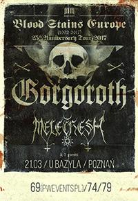 GORGOROTH+MELECHESH / U BAZYLA / POZNAŃ