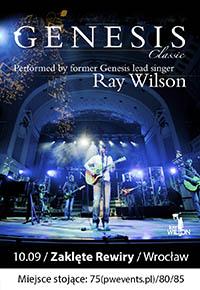 RAY WILSON 'GENESIS CLASSIC