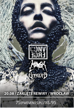 CONVERGE + Havok, Gorguts