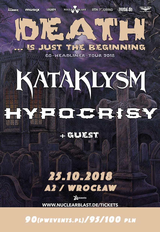 KATAKLYSM + HYPOCRISY