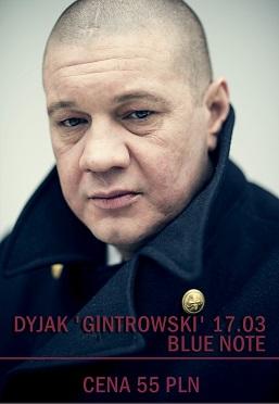Dyjak 'GINTROWSKI' (stojące)
