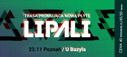 LIPALI 'Promocja Nowego Albumu'