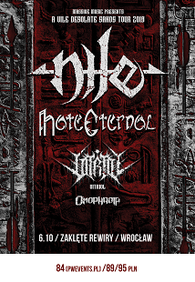Nile , Hate Eternal