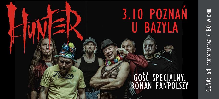 HUNTER + Roman FanPolszy